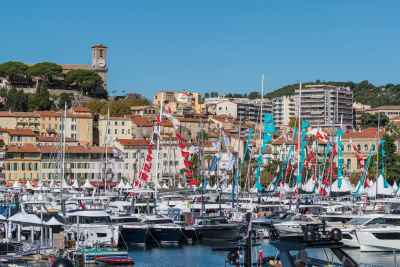 Cannes Yachting Festival 2018!
